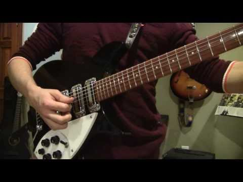 Review of the Rickenbacker 325c64