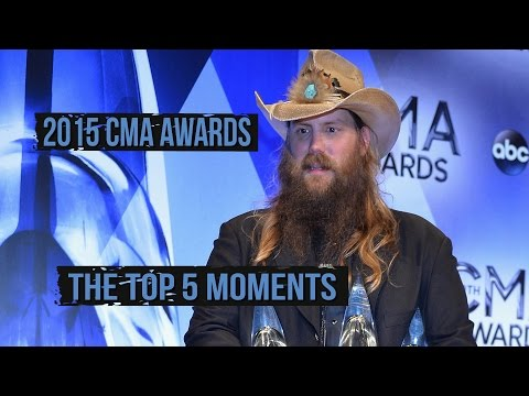 2015 CMA Awards  Top 5 Moments
