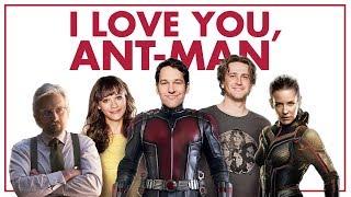 I Love You, Ant-Man (Nerdist Remix)