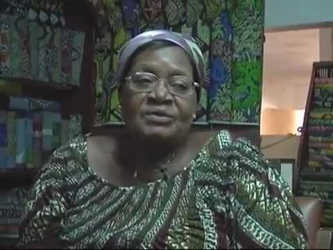 Reines Africaines du Textiles: les Nana Benz du Togo (Interview sur Africa 24)