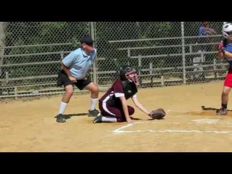 Old Plank Christian Academy Softball 2012