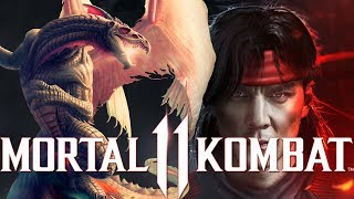 MORTAL KOMBAT 11 - MERCY + ANIMALITIES ARE BACK!