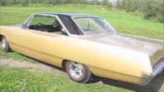 1967 Plymouth Fury Hardtop: Lowered with metalflake top. 318 Poly