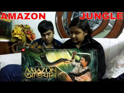 Amazon Obhijaan |Official Trailer Reaction...