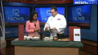 Making Meals With Marcus Restaurants: Carmelized Onion Dip & Baked Spinach Dip