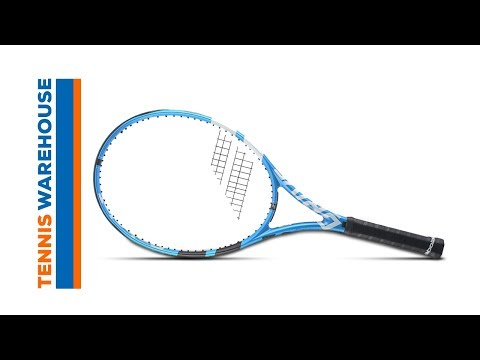 Babolat Pure Drive Tennis Racquet Review (2018) - YouTube