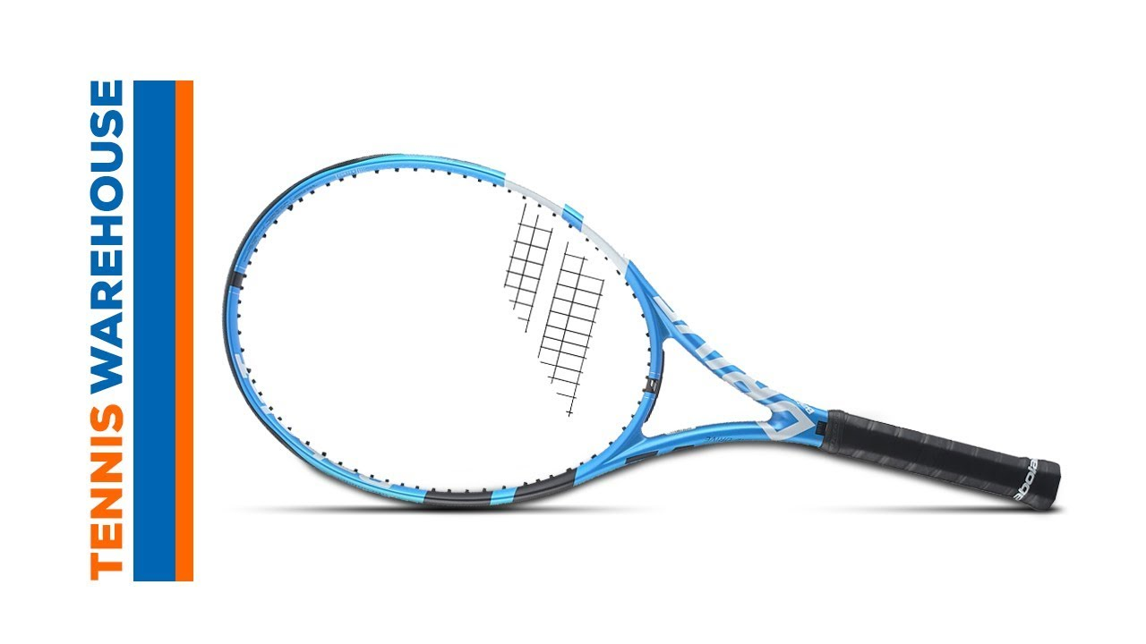 Babolat Pure Drive Racquet 2018 Review. Tennis Warehouse 7d8ca0af53e1f