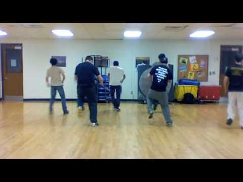 Step Up Line Dance by BreakFREE