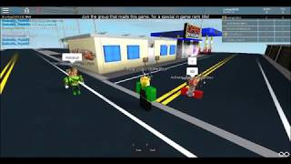 Hacker or Admin Abuser Caught on Camera (ROBLOX)
