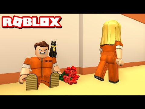 GETTING DUMPED IN PRISON - Roblox Jailbreak Roleplay