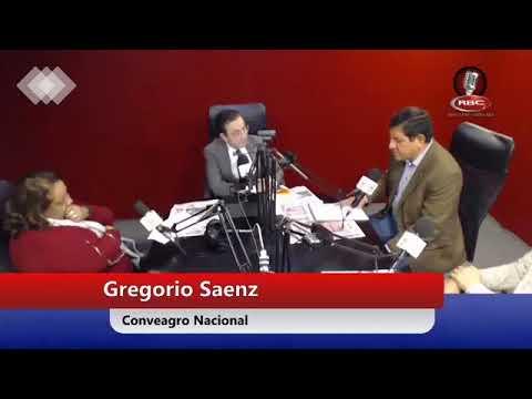 """Entrevista a Gregorio Sáenz en """"Cultivando la Vida"""" por Ideeleradio"""