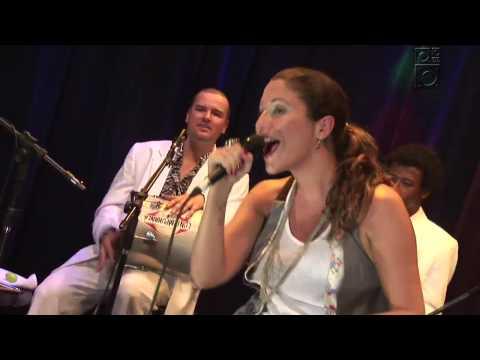 """Maria Rita com Quinteto em Branco e Preto - """"Num Corpo Só"""" - Trama/Radiola 04/05/09"""
