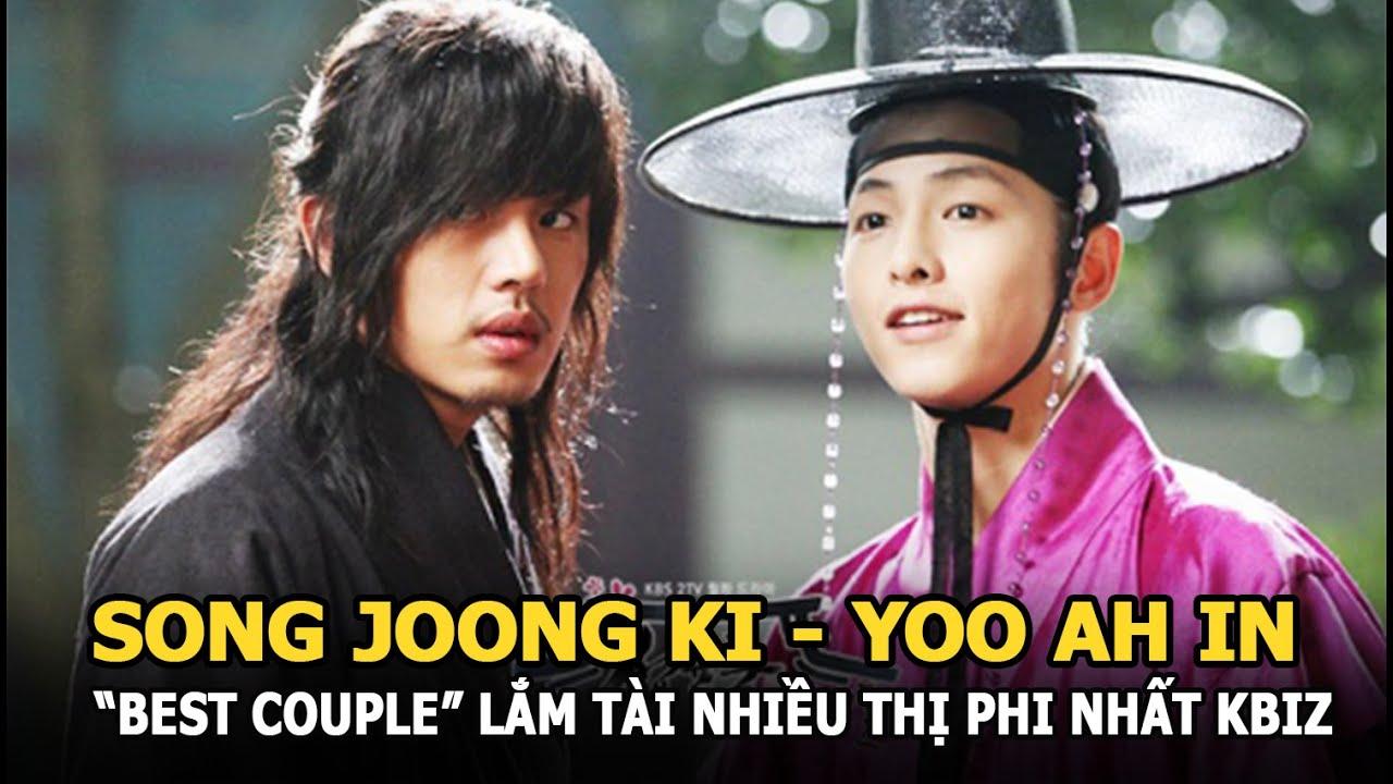 Song Joong Ki và Yoo Ah In - \