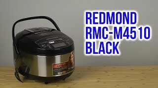 Распаковка REDMOND RMC-M4510 Black