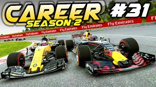 F1 2017 Career Mode Part 31: ANOTHER FUEL SYSTEM FAILURE