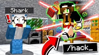SHE *CHEATED* INFRONT OF ME IN MINECRAFT!