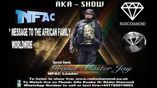 Grand Master Jay - New Message to the African Family Worldwide