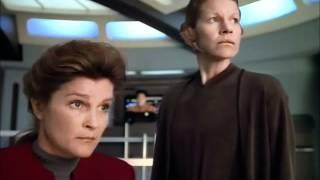 Scientific Method - Janeway gets rid of hostile aliens