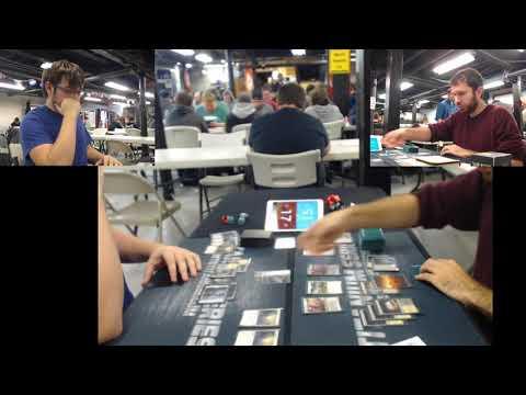 December Titanium Challenge Round 3: Chris Tourloukis vs Sam White