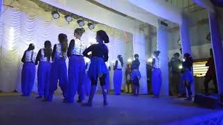 Nrithanjali school of dance.Dilbar dance video.