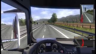 Bratislava - Košice po D1 Euro Truck Simulator 2 by beny92
