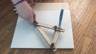 Chaotic System Drawing Machine