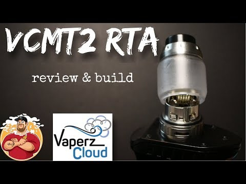 HIVE RTA by Cloud Chasers Inc (Vape RTA Review) by