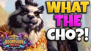 New Win Condition With Lorewalker Cho!? | Hearthstone