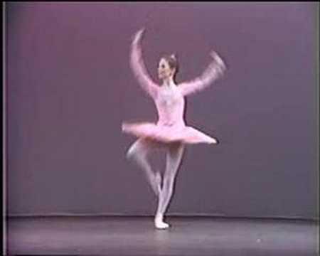 Katherine Healy 13 yrs old Jackson 1982 Aurora Act I solo