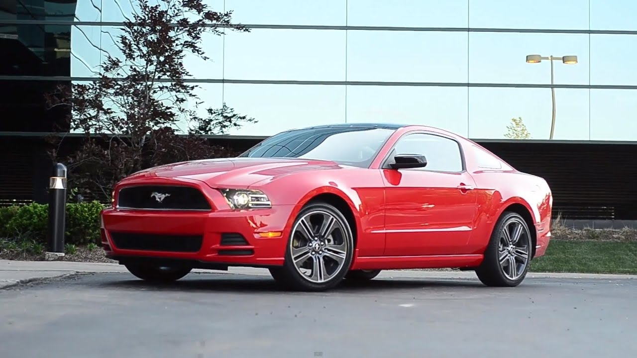 2013 ford mustang v6 winding road quick drive