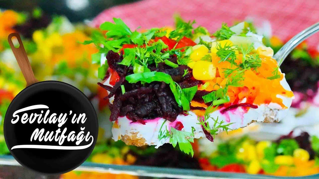 Etimek Salatası Nasıl Yapılır? | Etimek Salatası Tarifi