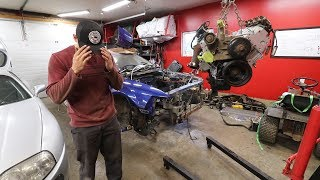 Ebay Turbo Ls Mustang Engine Comes out!?!