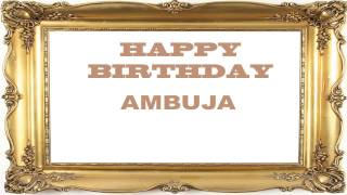 Ambuja   Birthday Postcards & Postales - Happy Birthday