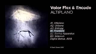 Volor Flex & Encode - Frontiere