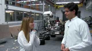 Curiosity (the New Mars Rover) Explained
