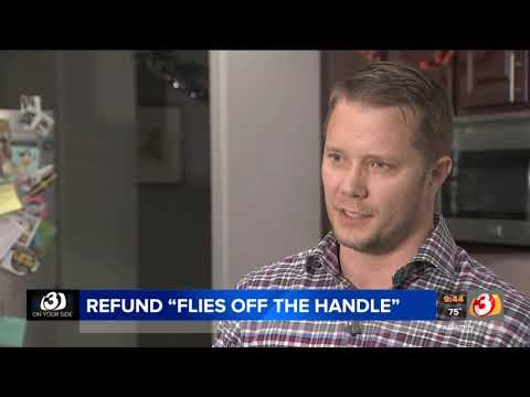 VIDEO: Phoenix man doesn't get refund from drone company