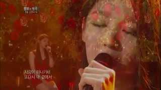 [HIT]불후의명곡2(Immortal Songs 2)-강민경(Kang Min Kyung, DAVICHI)사랑이 떠나가네(25대전설 김건모편 1부 우승) 20120310 KBS