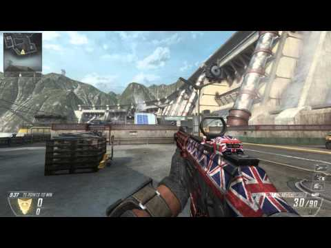 Call Of Duty Black Ops II - Redacted LAN Release - Commented