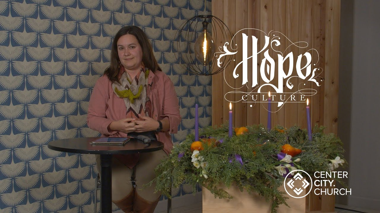 Advent Week 3:Hope for Joy in Seasons of Sadness