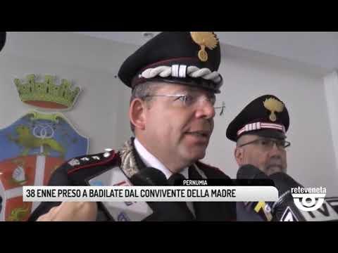 TG PADOVA (19/06/2019) - 38ENNE PRESO A BADILATE D...