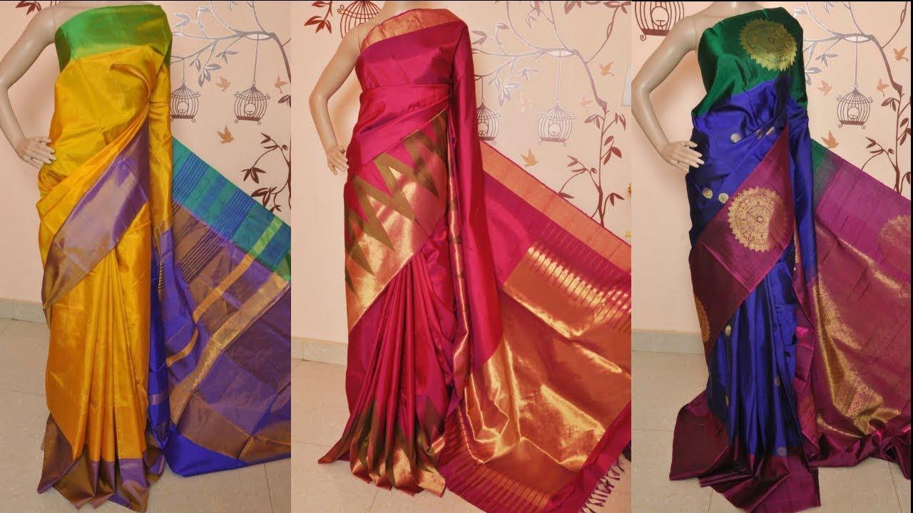 27507fe1644 Best Kanjivaram Sarees with Price for Each Saree