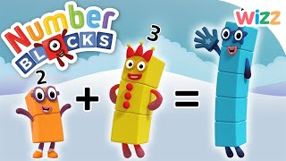 Numberblocks - Learn t๐ Count | Adding Numbers