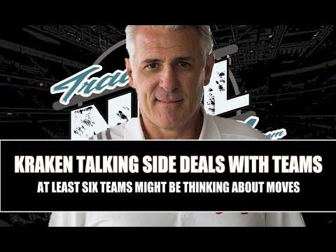 6 Players the Seattle Kraken Must Take at the NHL Expansion Draft