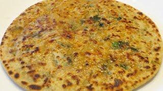 Gobhi Paratha (3 different ways)Tips for healthy paratha | Poonam's Kitchen