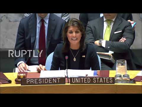 UN: Russia blocked nerve agent that killed Kim Jong-nam from sanctions list - Haley