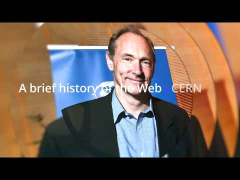 A brief history of the World Wide Web