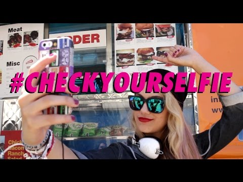 Do you #CHECKYOURSELFIE every month?