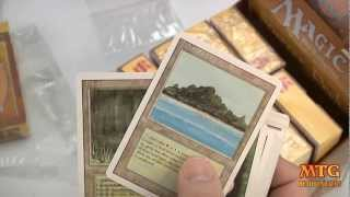 Guy Opens $400 In MTG Cards In A Single Pack