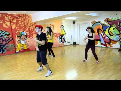 Maroon 5 - Makes Me Wonder (choreo by Capshu)