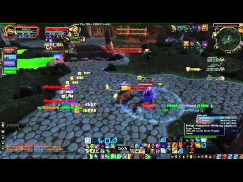 MLD vs Disc Spriest Ret 2 days before MoP5